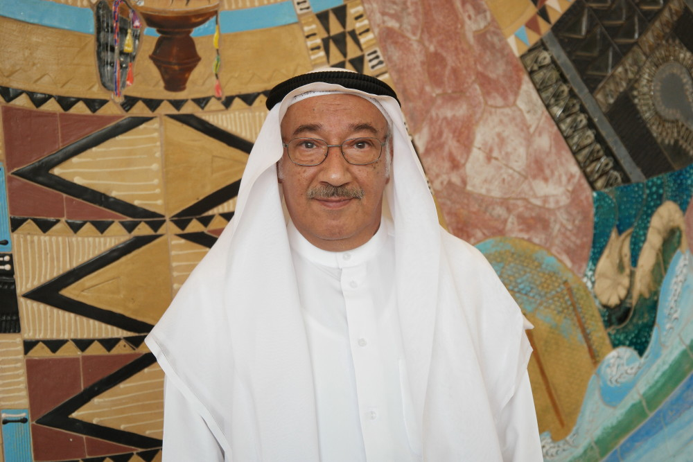 Dr. Mustafa Marafi, the acting Director of the Prize Office at the the Kuwait Foundation for the Advancement of Sciences