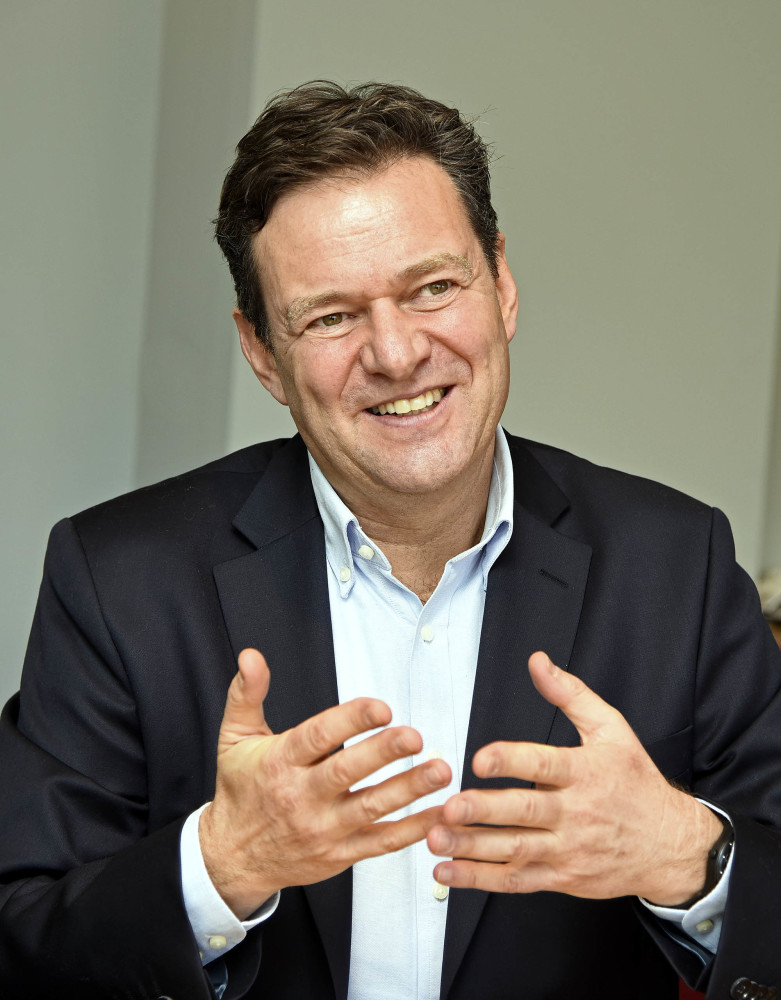Blueair CEO and Founder Bengt Rittri