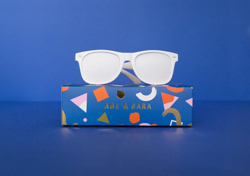 5ba9563d5c Kypers Sunglasses – packaging design by Bestiola Studio.