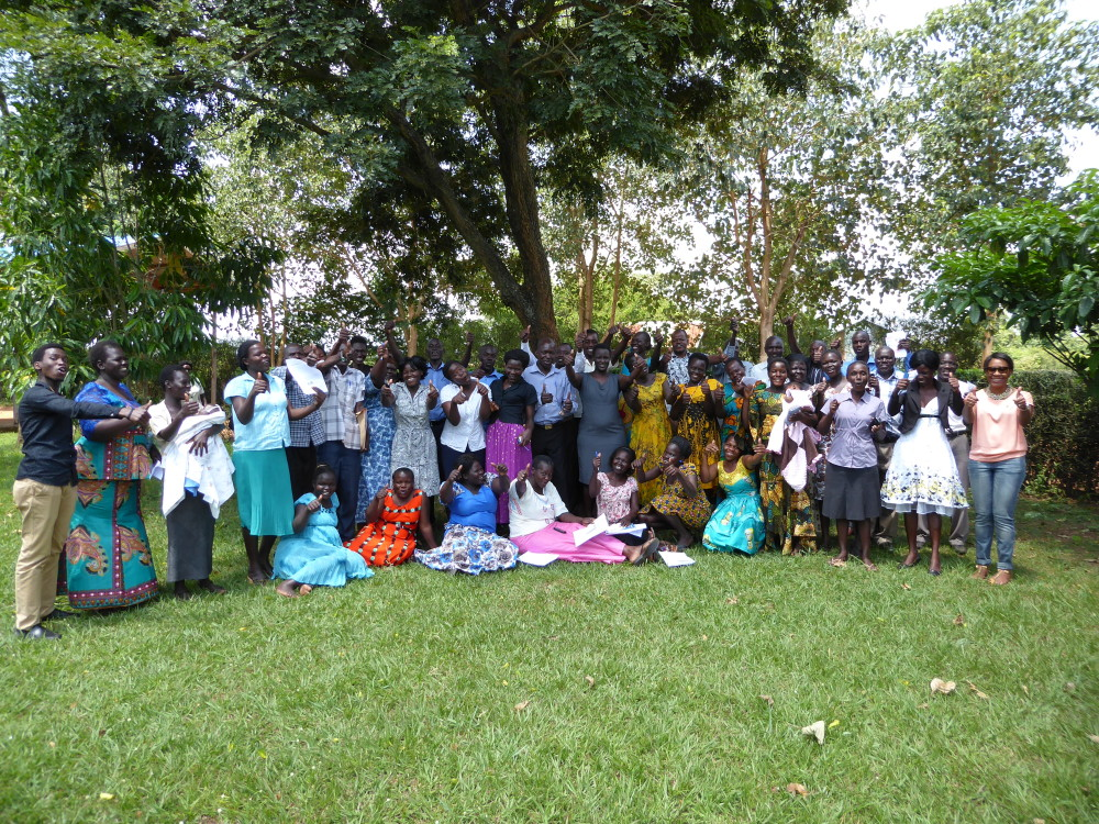 Health workers in Dokolo District motivated after training