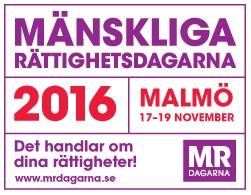 Mänskliga rättighetsdagarna 2016
