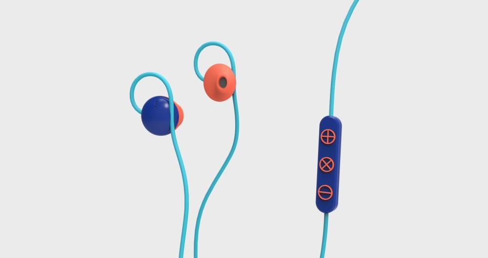 Melaud - smarta hörlurar som styrs av signaler från din kropp