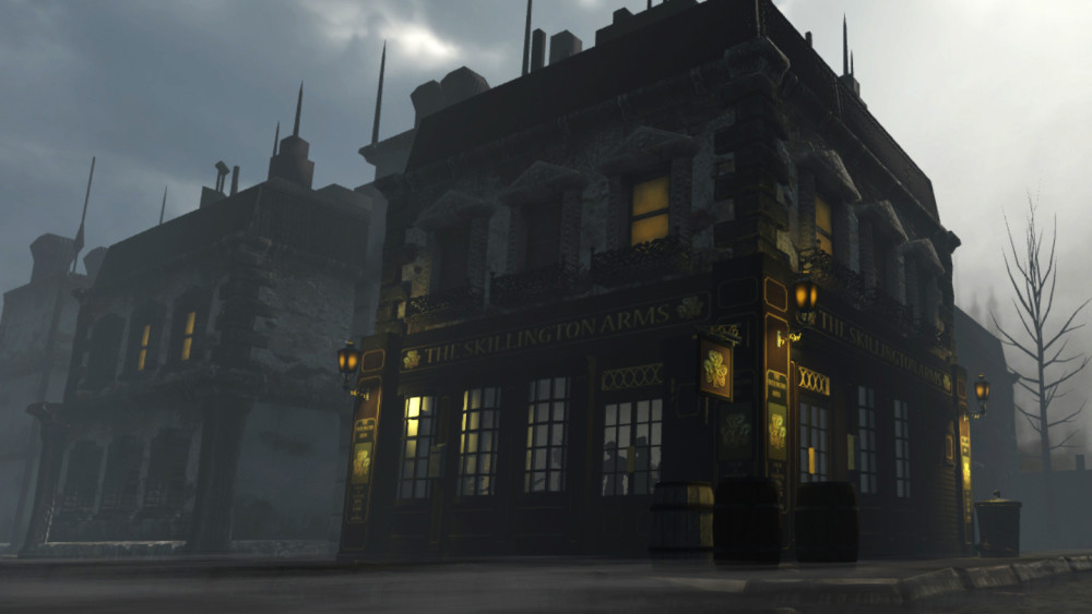 Going back in time, but you probably won't have time for a pint!