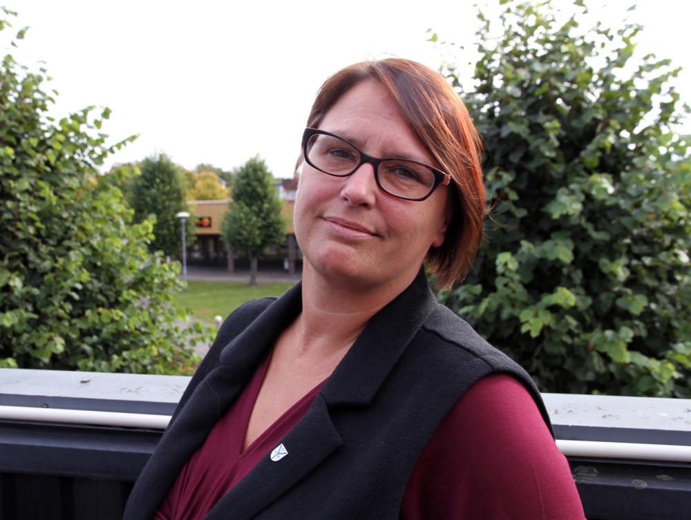 Ann-Christine Torgnysson, Näringslivsutvecklare i Emmaboda kommun