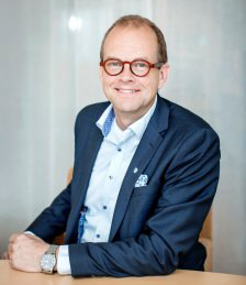 Anders Wink, Näringslivsdirektör i Upplands Väsby kommun