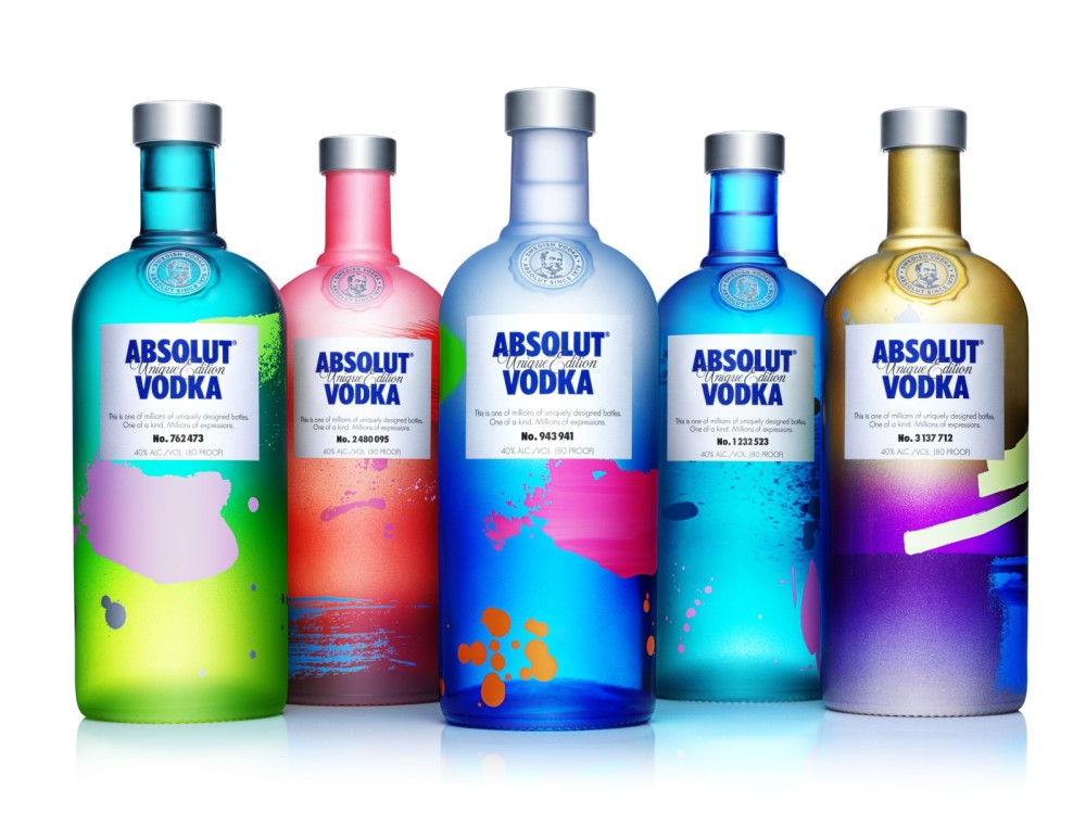 Limited Edition, Absolut Glimmer