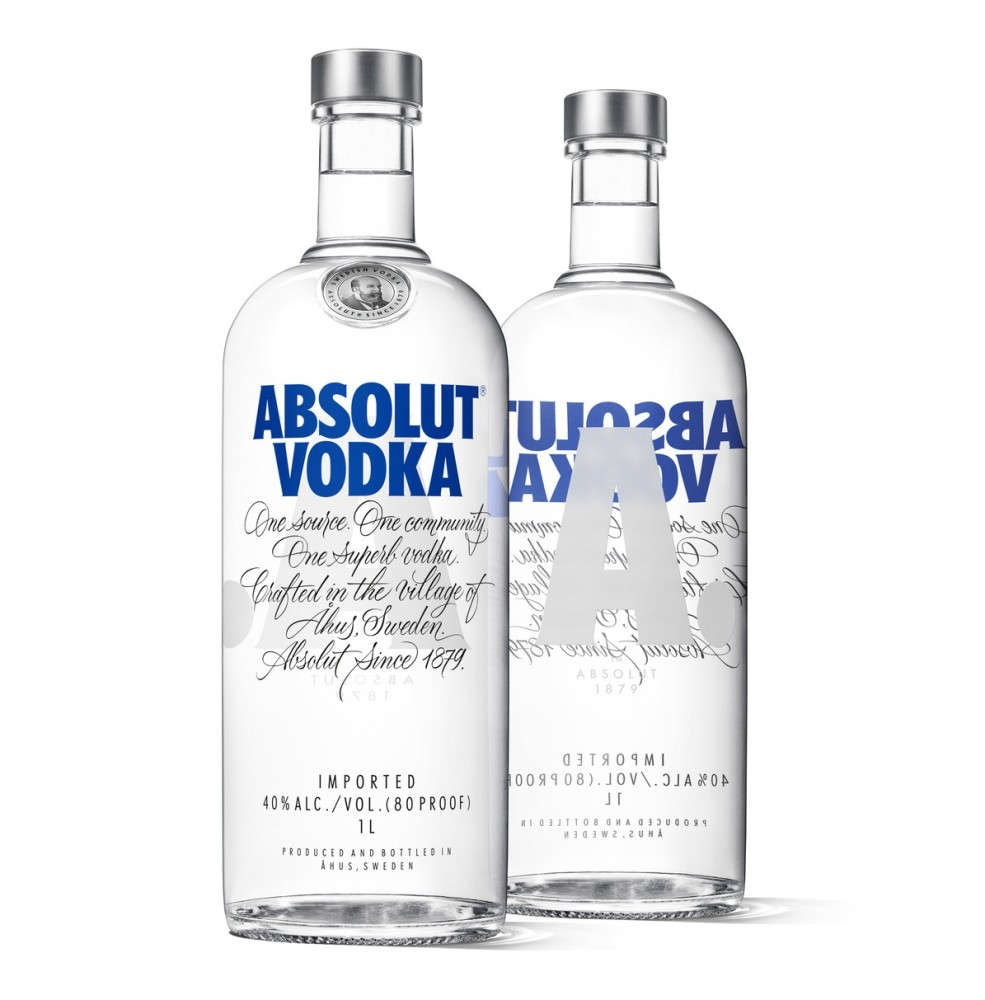 Absolut Vodka: The History of a Unique and Timeless
