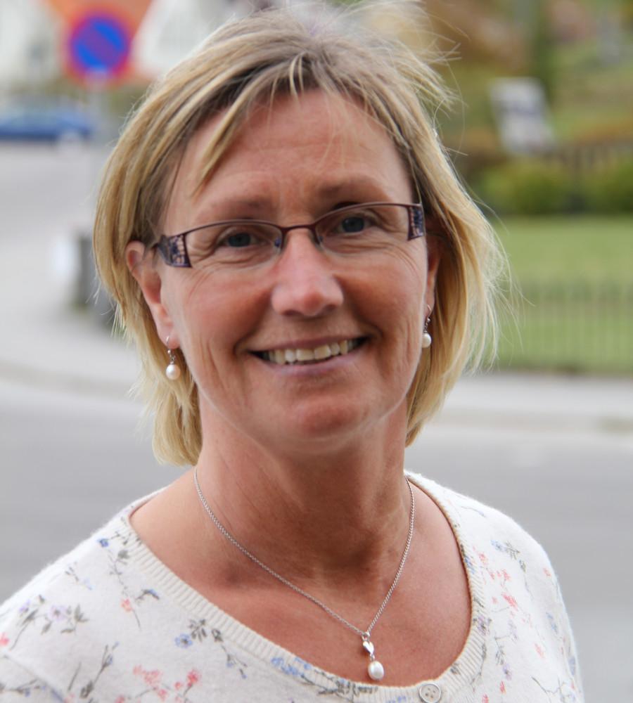 Ingalill Ebbesson, Näringslivsutvecklare i Gnosjö kommun
