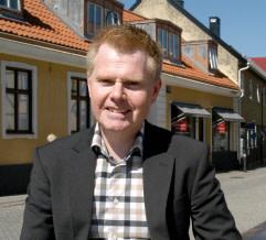 Peter Syrén, Näringslivssamordnare i Laholms kommun