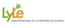 Go to LyLe Patientforeningen for Lymfekræft, Leukæmi og MDS's Newsroom