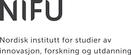 Go to NIFU - Nordisk institutt for studier av innovasjon, forskning og utdanning 's Newsroom