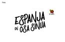 Go to Espanjan Matkailutoimisto's Newsroom
