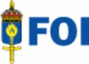 Go to FOI - Totalförsvarets forskningsinstitut's Newsroom