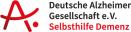 Deutsche Alzheimer Gesellschaft e.V. Selbsthilfe Demenz logotype