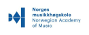 Go to Norges musikkhøgskole's Newsroom