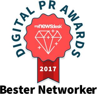 Auszeichnung 'Bester Netzwerker'
