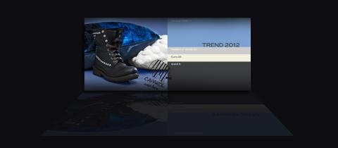 Höstens trendfärger hos Caparol – Trend 2012
