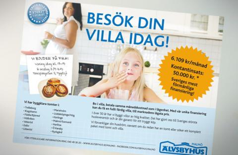 Älvsbyhus Malmö väljer reklambyrån Eminent för att öka försäljningen