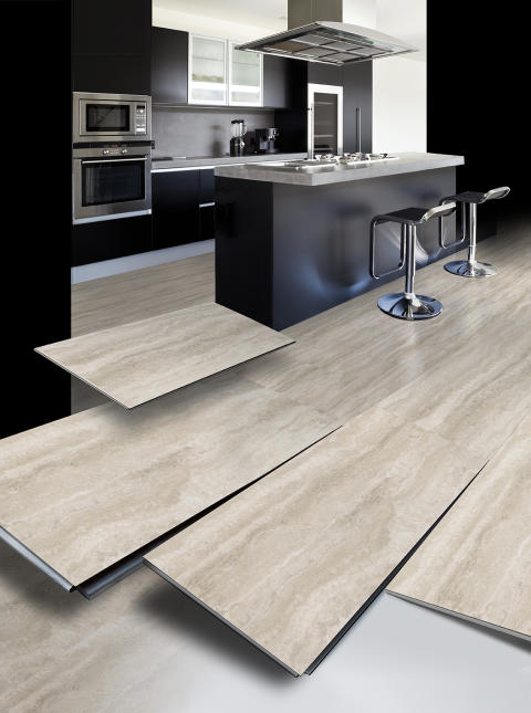 New High End Resilient Flooring (HERF) Product Launch: Allure Locking Tiles