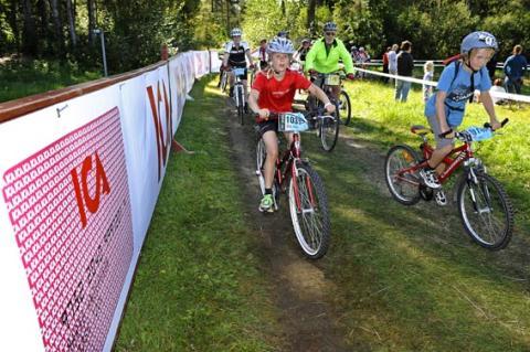 Premiär för CykelVasans ungdomstävling 2012