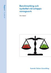 SVU-rapport 2010-10: Benchmarking och nyckeltal vid avloppsreningsverk (ekonomi & organisation, avlopp)