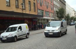 Storgatan i Örebro är öppen för biltrafik