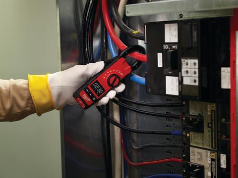 Milwaukee tangamperemeter til elektrikere