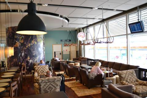 Ny Espresso House Göteborg Landvetter Airport inrikes