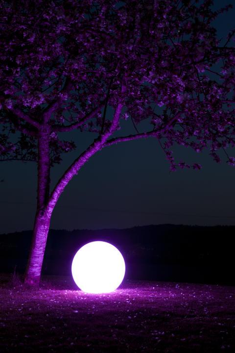 GP MoodLite Globe feelingen enchanted
