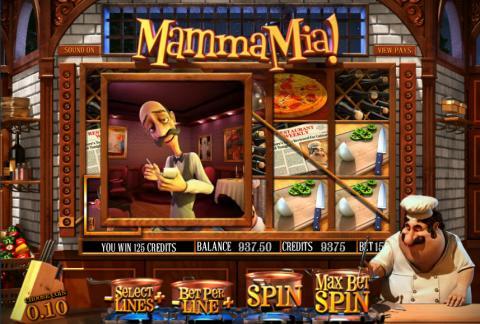 Mamma Mia slot