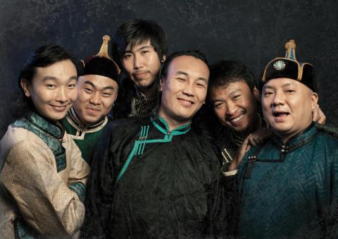 HANGGAI - kinesiskt gästspel - till VÄXJÖ 25 oktober