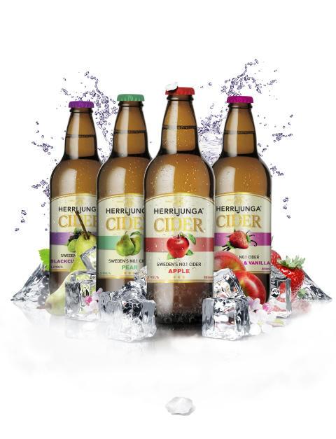 Herrljunga Cider - Nyheter