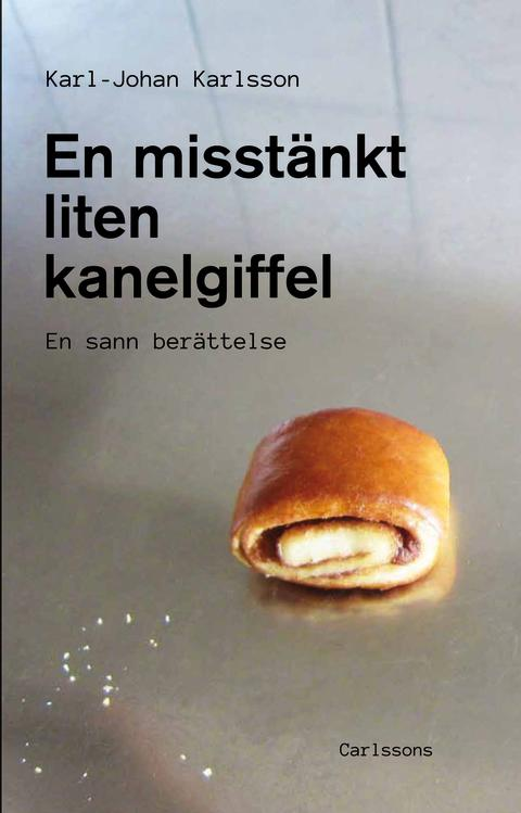 Ny bok: En misstänkt liten kanelgiffel