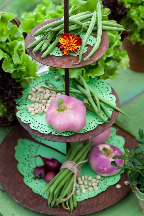 Välkommen till blomstrande inspiration med Minna Mercke Schmidt + sju sorters kakor