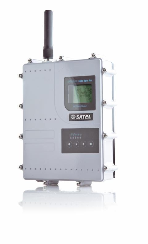 SATELLINE-3ASd Epic Pro radiomodem IP67