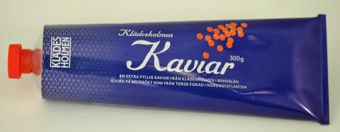Klädesholmen Kaviar 300g