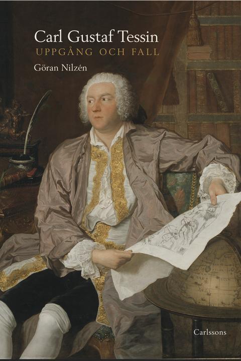 Omslag Carl Gustaf Tessin
