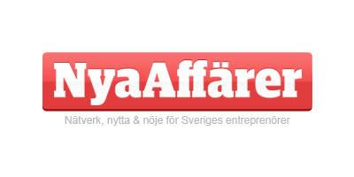 Nya Affärer presenterar unika uppgifter om Sveriges nya aktiebolag