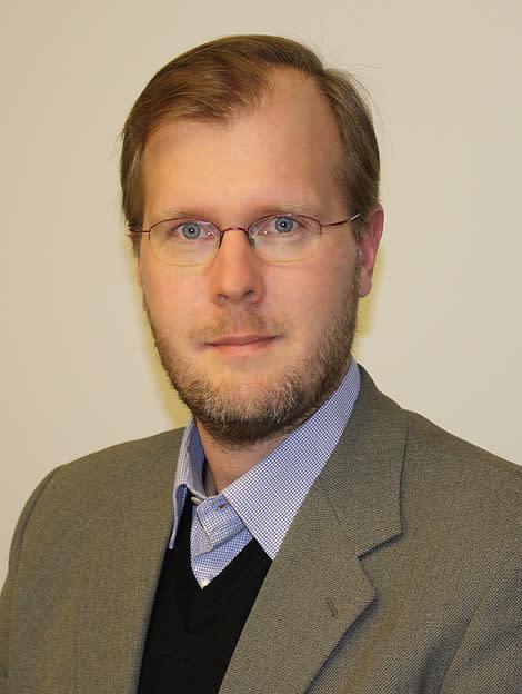 Hans Lif leder Rambölls teknikutveckling