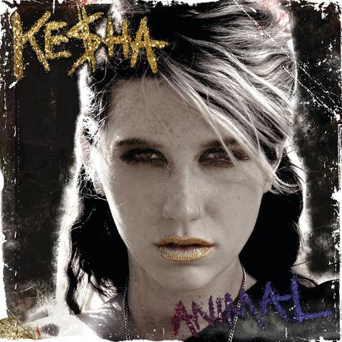 Ke$ha - albumkonvolut