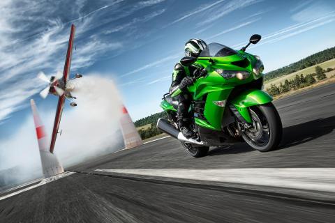 Kawasaki Roadshow 2012