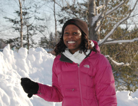Nu viner snöbollarna åter på LTU
