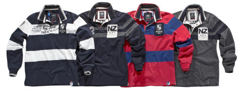 NZA Rugby AW10