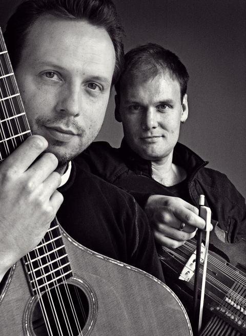 Esbjörn Hazelius & Johan Hedin