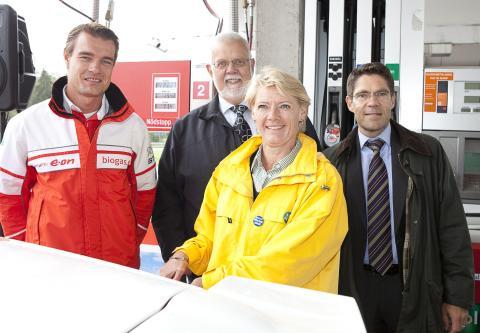 Ulla Hamilton: Vi fortsätter att bygga framtidens fordonsgasnät
