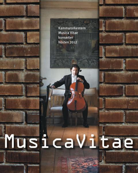 Release-konsert med Musica Vitae