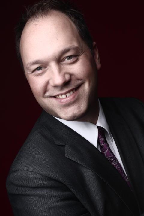 Gustaf Westerlund, chefsarkitekt och MVP vid CRM-Konsulterna