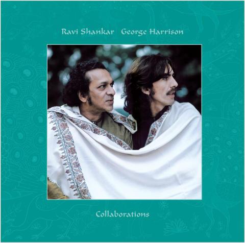 George Harrisons och Ravi Shankars samarbeten släpps i boxform