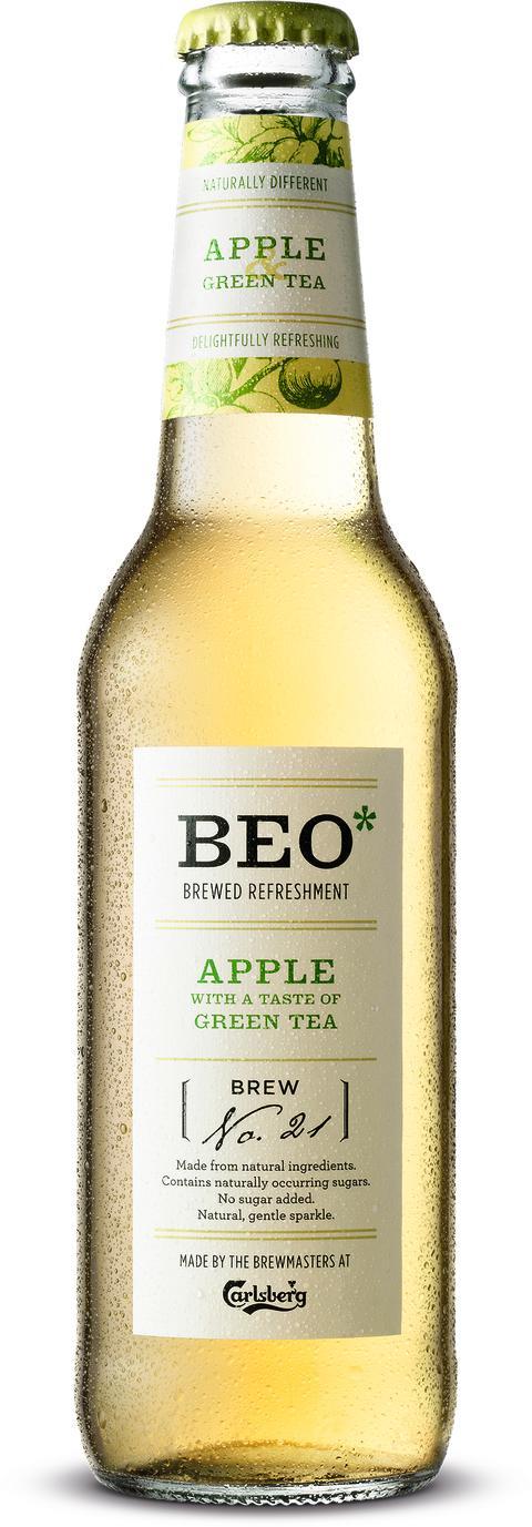 BEO - Äntligen är den alkoholfria favoriten tillbaka för att stanna