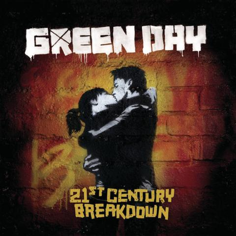 Green Day albumkonvolut